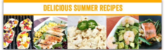 Delicious Summer Recipes Sunday Features {85}