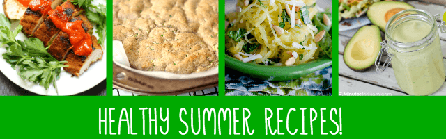 Healthy Summer Recipes! Sunday Features {88}