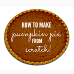 Pumpkin Pie from scratch Thumbnail