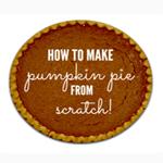 Pumpkin Pie from scratch Thumbnail