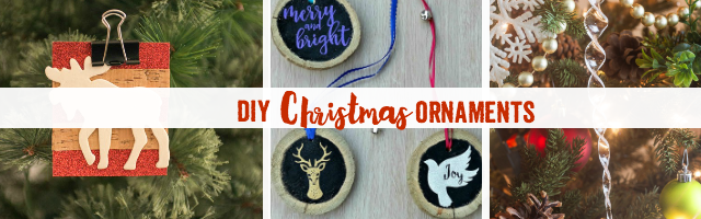 DIY Christmas Ornaments & Sunday Features {107}