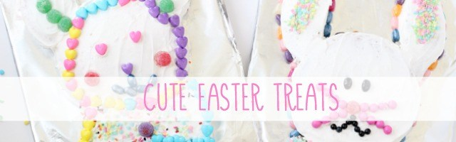 Cute Easter Treats and Sunday Features {118}