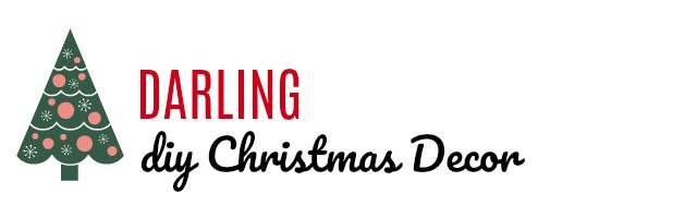 Darling DIY Christmas Decor and Sunday Features {154}