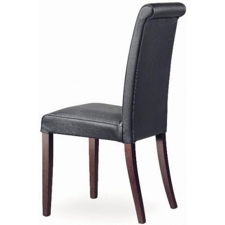 chaise cuir et bois marrion r et chaises en cuir europea chaises marron noir blanc rouge