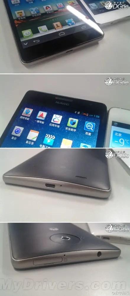 Huawei Ascend Mate Bilder