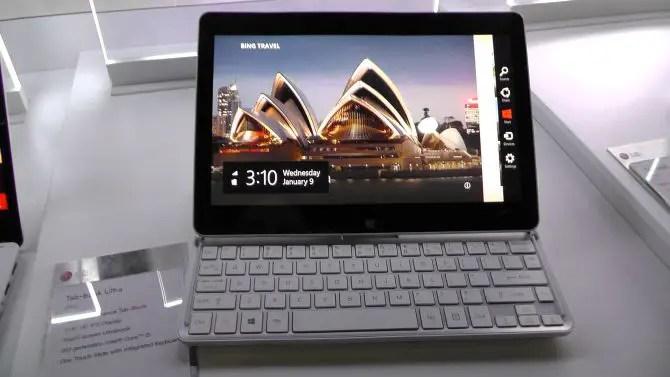 LG Tab-Book Ultra Z160
