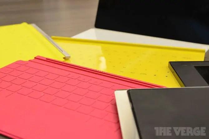 Microsoft Surface Pro Prototyp