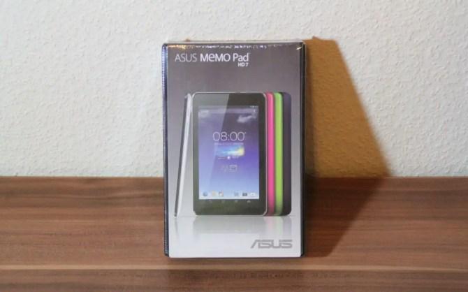 ASUS MeMO Pad HD 7 Gewinnspiel