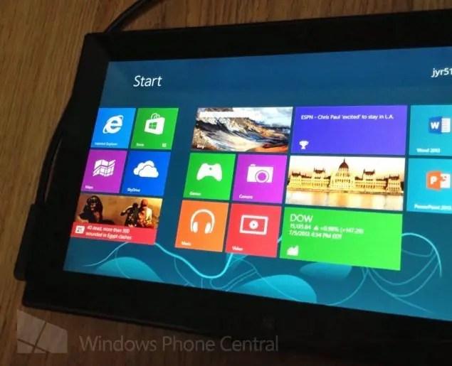 Nokia Windows RT