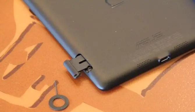 Nexus 7 2013 LTE Hotspot