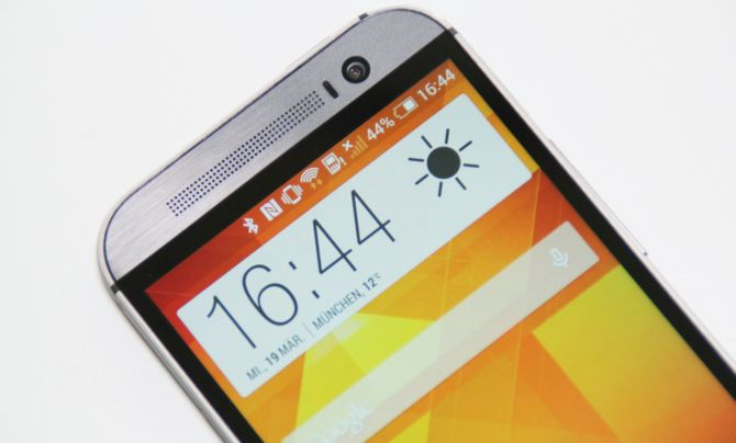 HTC One M8 Kurztest