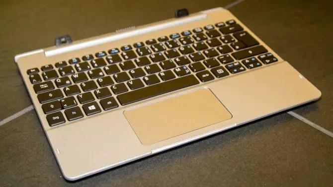Acer Aspire Switch 10 Tastatur Dock