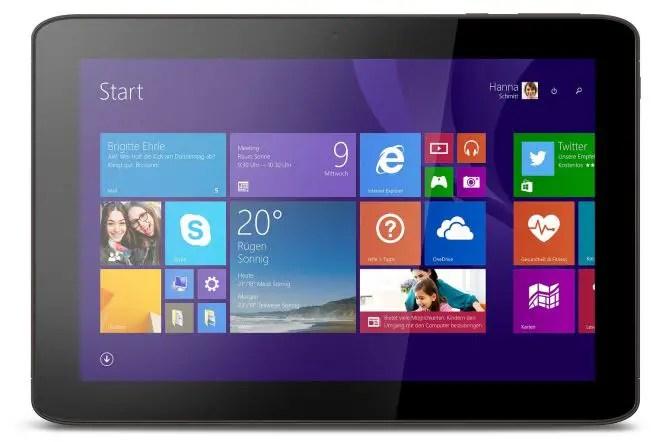 Medion Windows Tablet