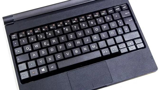 Lenovo Yoga Tablet 2 Tastatur Cover