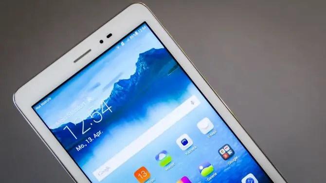 Huawei MediaPad T1 8.0 Pro Test