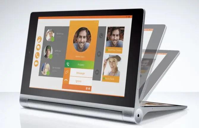 Lenovo Yoga Tablet 2 mit Android