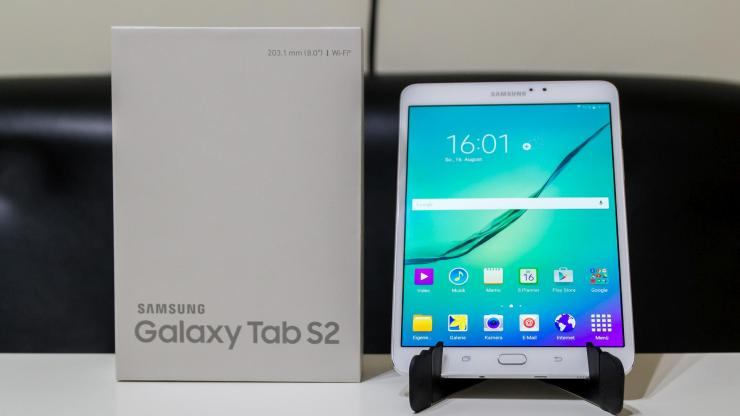 Samsung Galaxy Tab S2 Test
