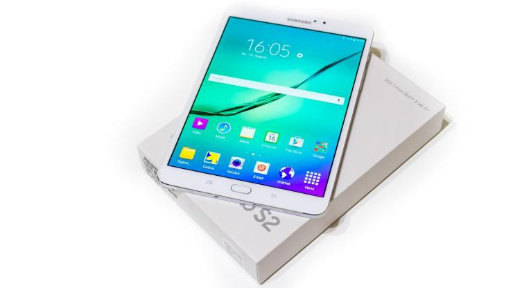 Samsung Galaxy Tab S2 Unboxing