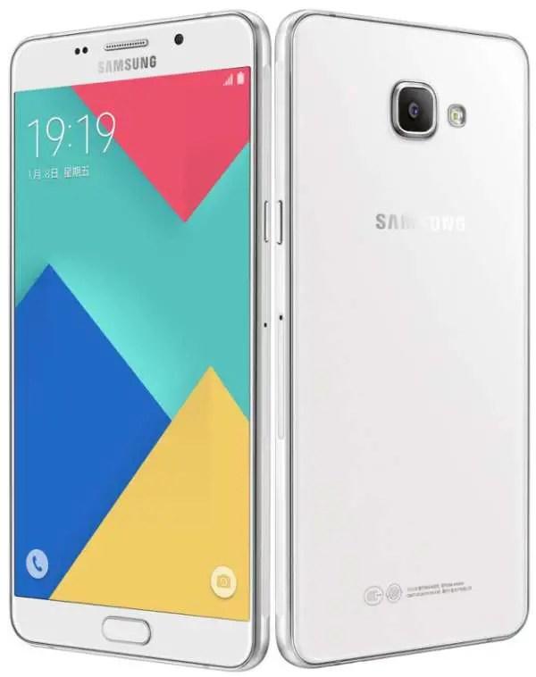 Samsung Galaxy A9 offiziell