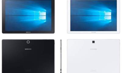 Samsung Galaxy Tab PRO S mit Windows
