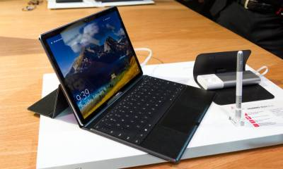 Huawei MateBook Kurztest