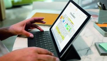 iPad Pro 10 mit Smart Keyboard
