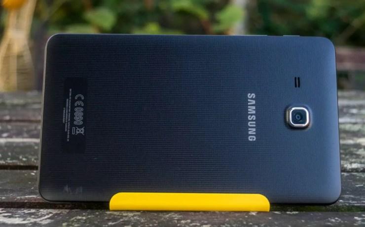 Samsung Galaxy Tab A 7.0 Verarbeitung
