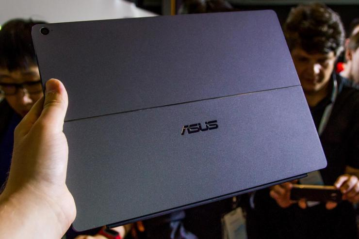 ASUS Transformer 3 Pro mit Metallgehäuse
