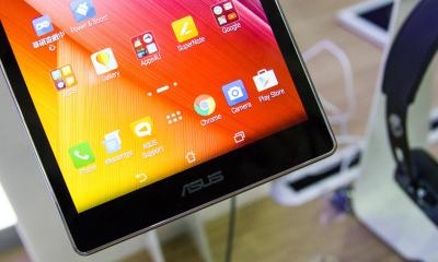 ASUS ZenPad 8.0 Z380M Hands On