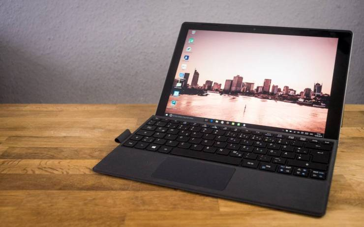 Acer Switch Alpha 12 Review