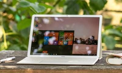 Huawei MateBook Test