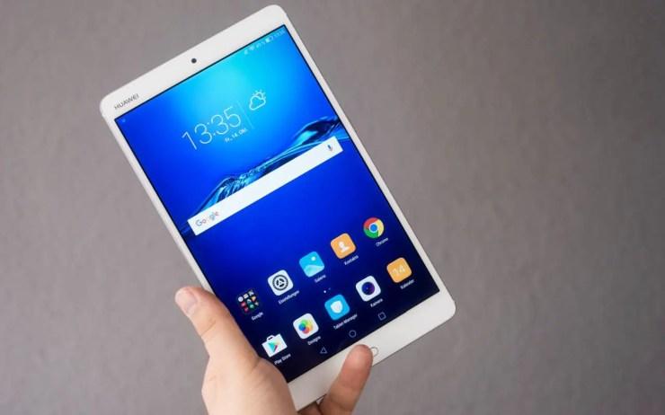 Huawei MediaPad M3 8 Zoll Display