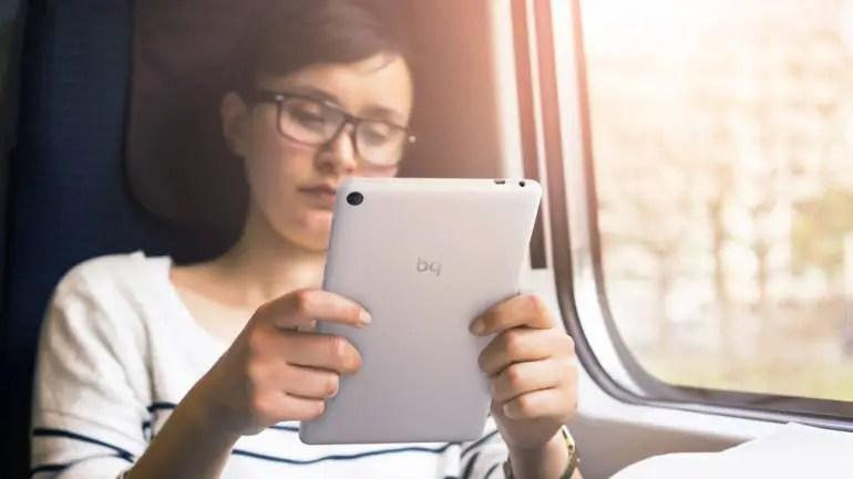 BQ Aquaris M8 Tablet