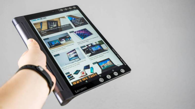 Lenovo Yoga Tab 3 Plus TabletBlog