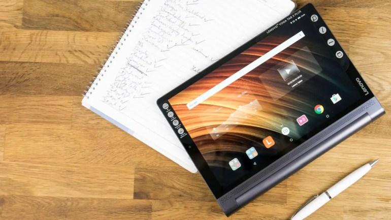 Lenovo Yoga Tab 3 Plus Test