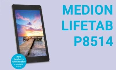 Medion LifeTab P8514