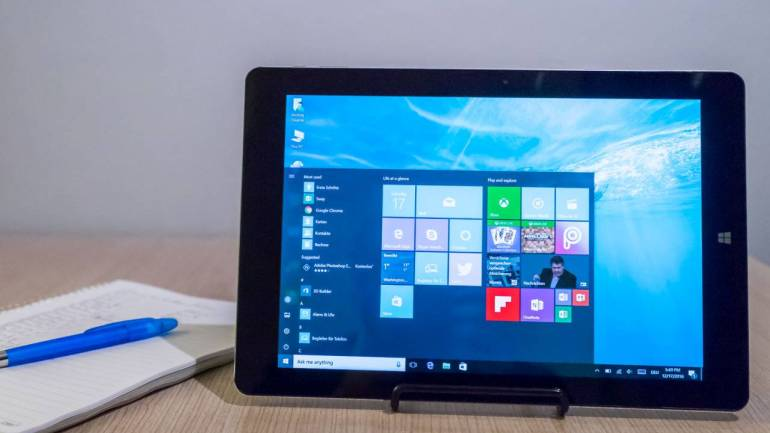 Chuwi Hi10 Plus mit Windows 10