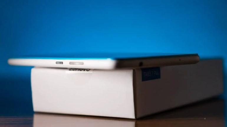 Lenovo Tab3 7 Plus Anschlüsse