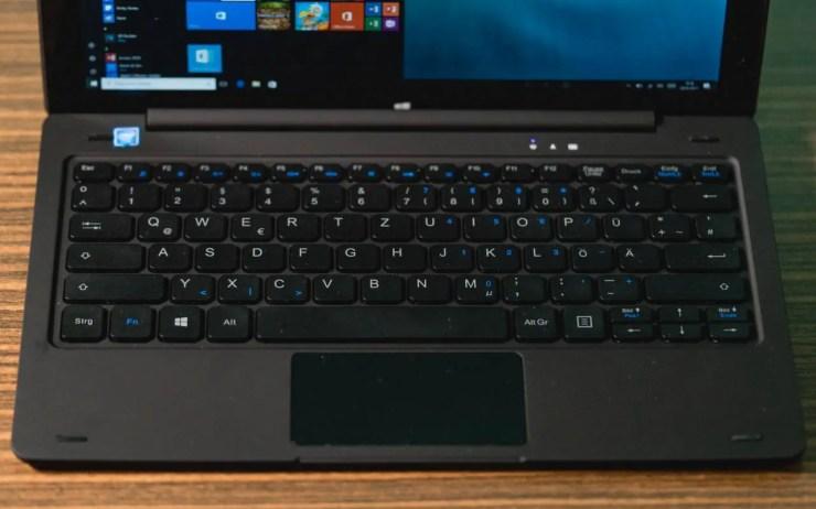Odys Fusion Win 12 Pro Tastatur