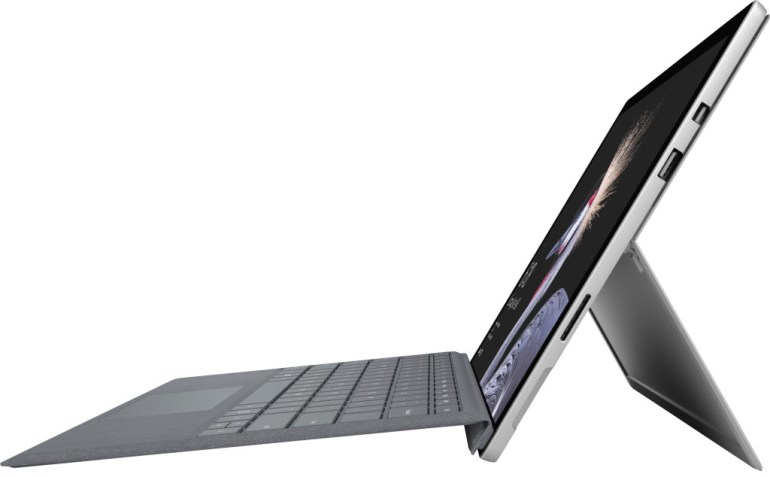 Microsoft Surface Pro Seite