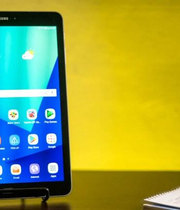 Samsung Galaxy Tab S3 Tablet Test