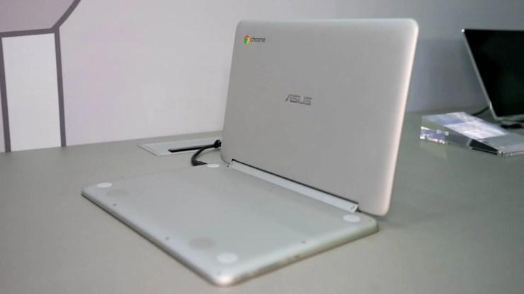 ASUS Chromebook Flip C101 Convertible