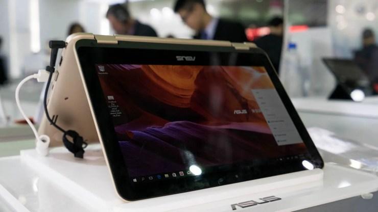 ASUS VivoBook Flip 12 Convertible