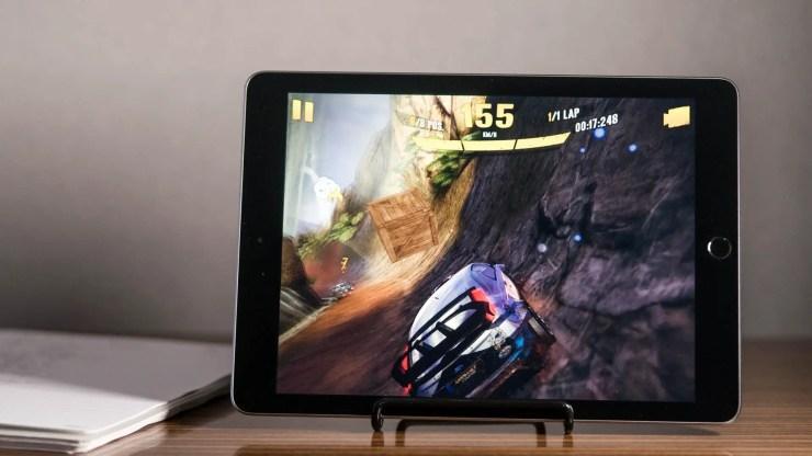 iPad 2017 Gaming