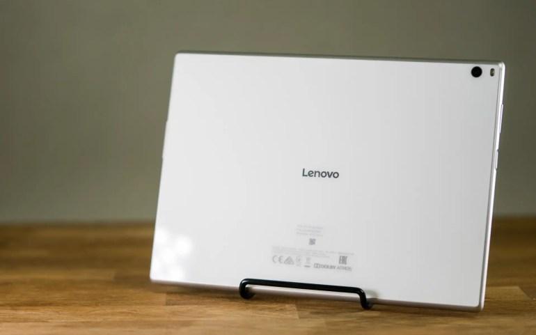 Lenovo Tab 4 10 Plus Glasrückseite