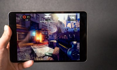 Xiaomi Mi Pad 3 Spiele Test