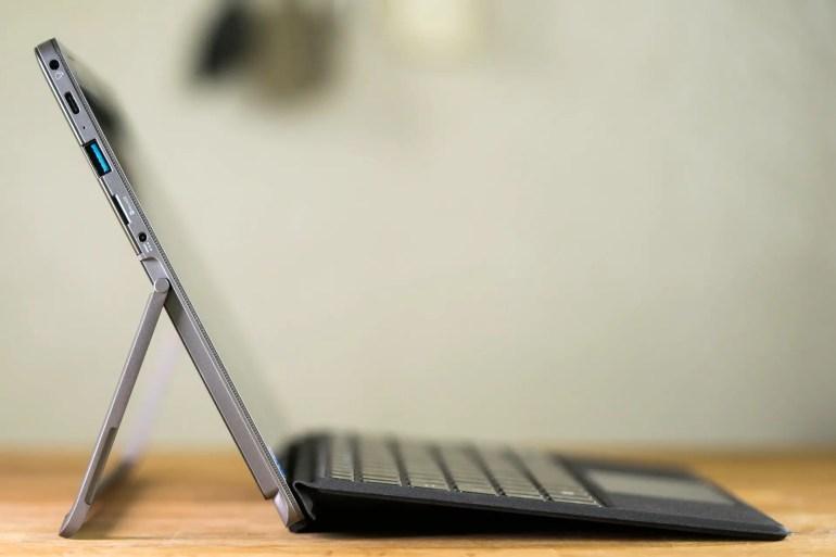 Acer Switch 3 Anschlüsse