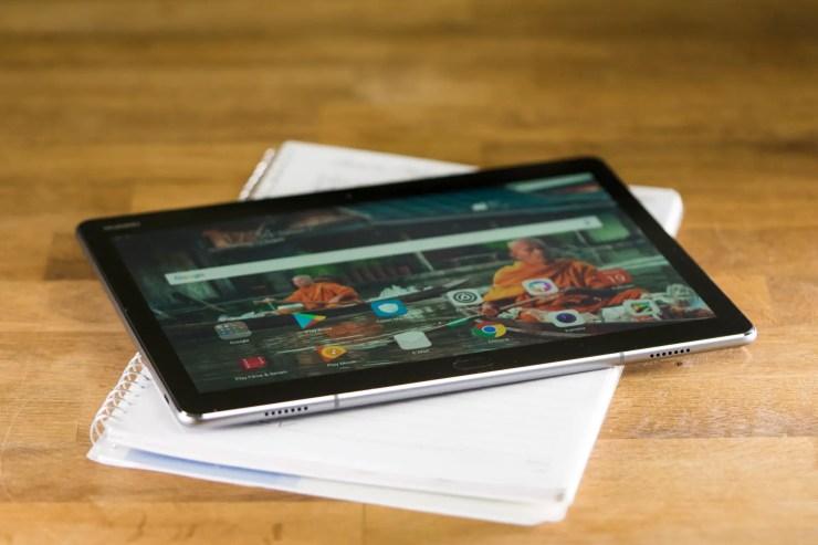 Huawei MediaPad M3 Lite 10 im Display Test
