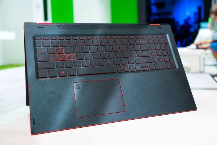 Acer Nitro 5 Spin Tastatur