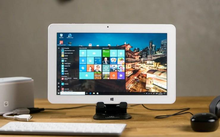 Cube Mix Plus mit Windows 10